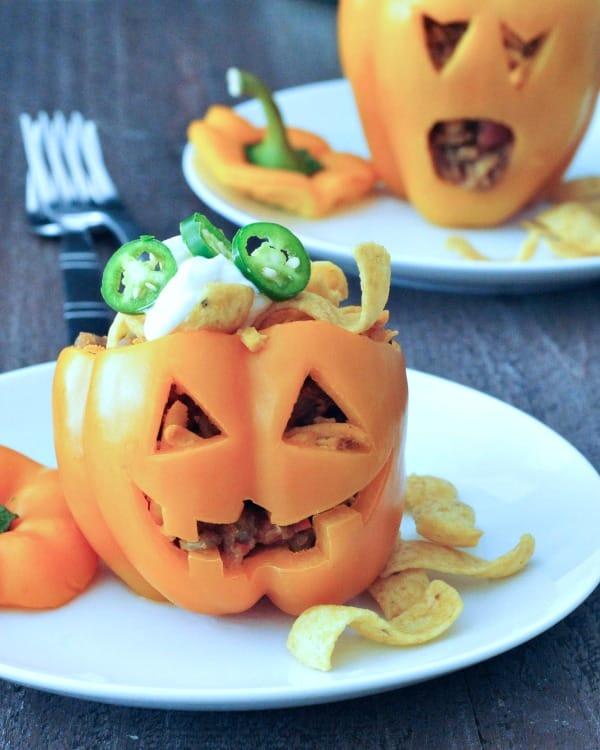 Frito Pie Pepper Jacks by Kristina of Spabettie