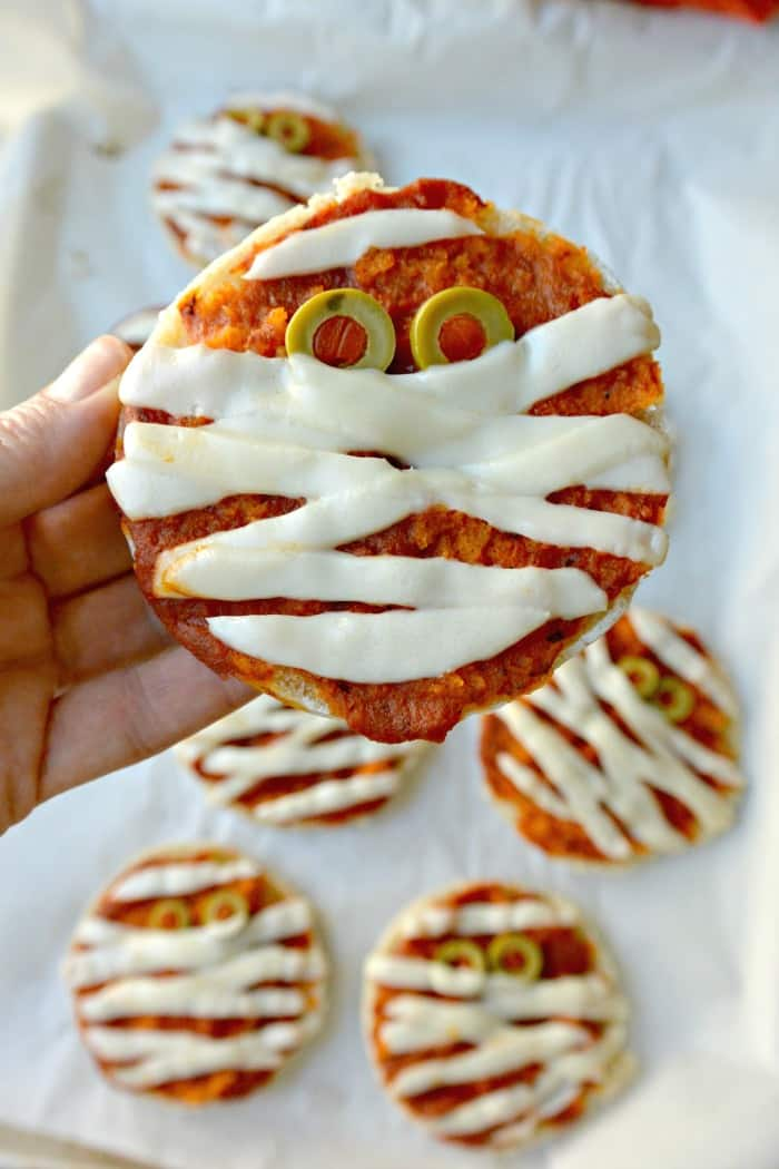 Mummy English Muffin Pizzas Vegan Veggies Save The Day