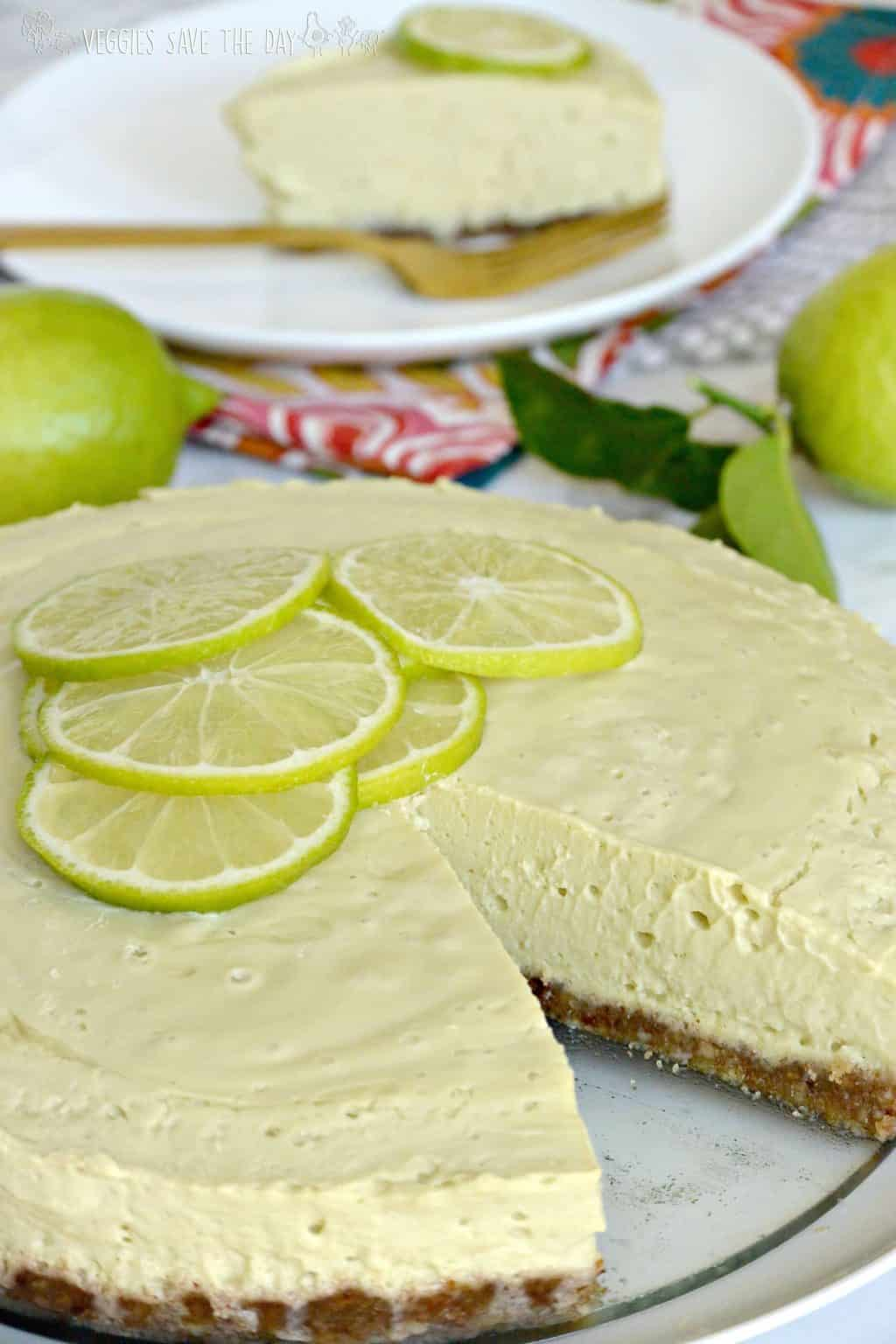 Raw Key Lime Pie (The Blossom Cookbook)
