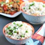 Coconut Jasmine Rice (Instant Pot Recipe)