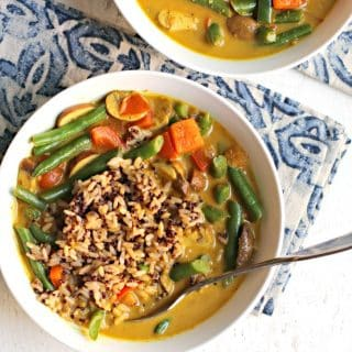 Green Bean Curry (Vegan)