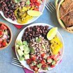 Quinoa Burrito Bowl (Vegan)