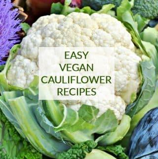 Image of head of cauliflower