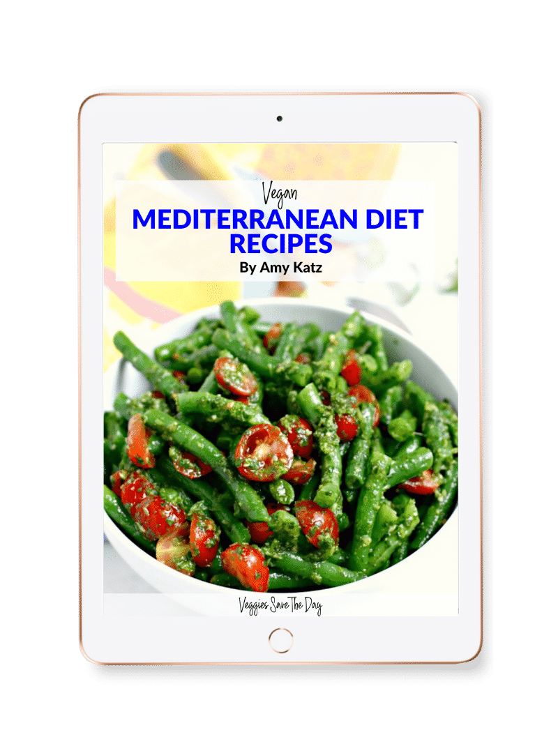 iPad with eBook Favorite Mediterranean Diet Recipes