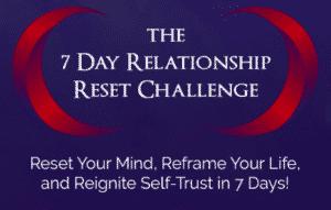 7 Day Relationship Reset Challenge