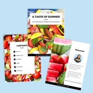 Pages from A Taste Of Summer