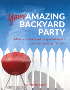 Your Amazing Backyard Party - How to Make it Eco-Friendly Without Breaking the Bank