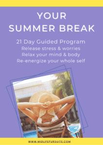 Midlife Summer Break Program
