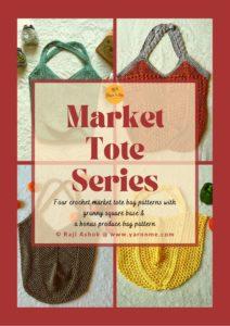 Crochet Market Tote Patterns