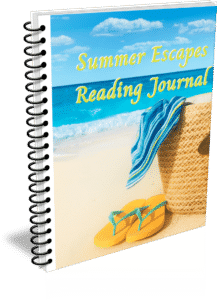 Summer Escapes Reading Journal
