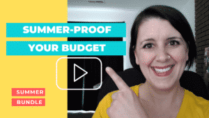 Summer-Proof Your Budget
